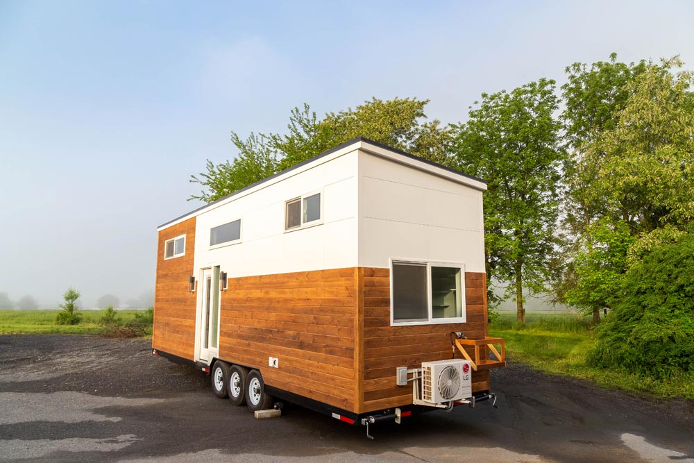 32' Tiny House - Modern One by Liberation Tiny Homes