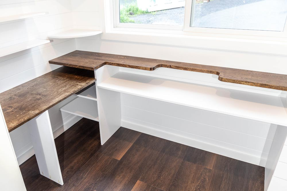Office Space - Modern One by Liberation Tiny Homes