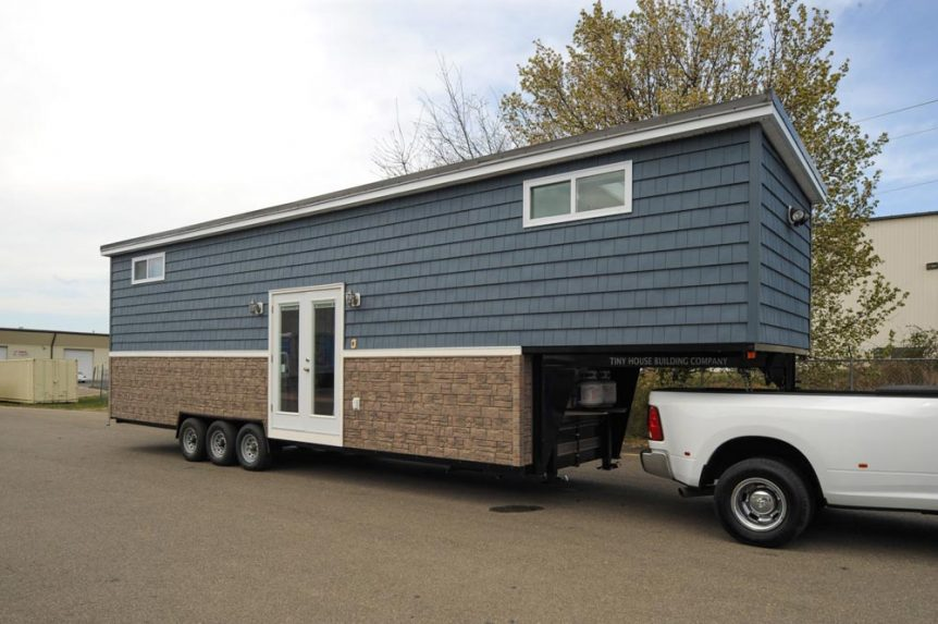 Olivia by Tiny House Building Company