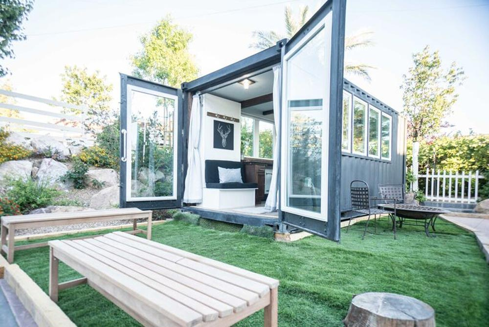 Double Doors - SacTown by Alternative Living Spaces