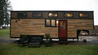 Tiny Traveling Dream Home by Tiny Heirloom