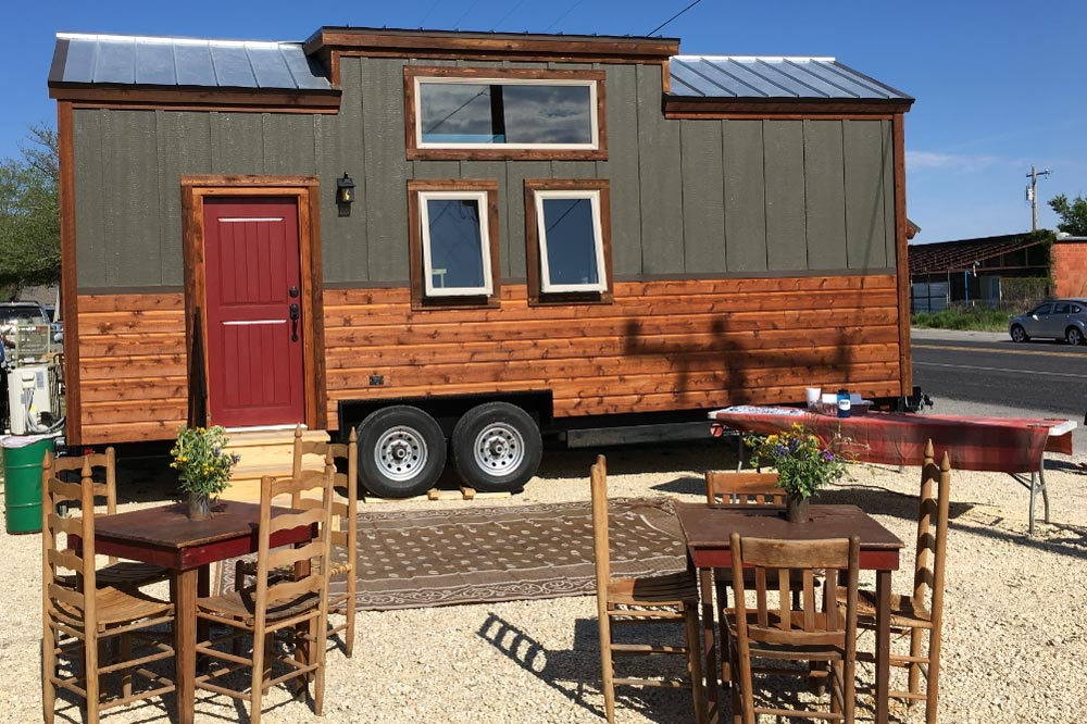 New Beginning by Rafter B Tiny Homes