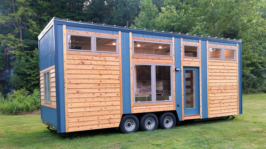Blue Heron by Blue Sky Tiny Homes