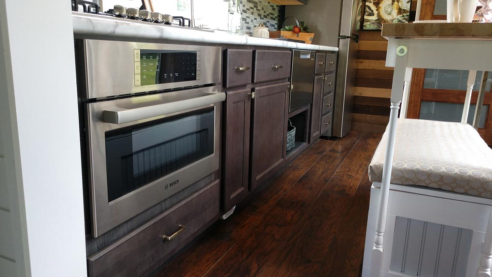 Kitchen Cabinets - Blue Heron by Blue Sky Tiny Homes