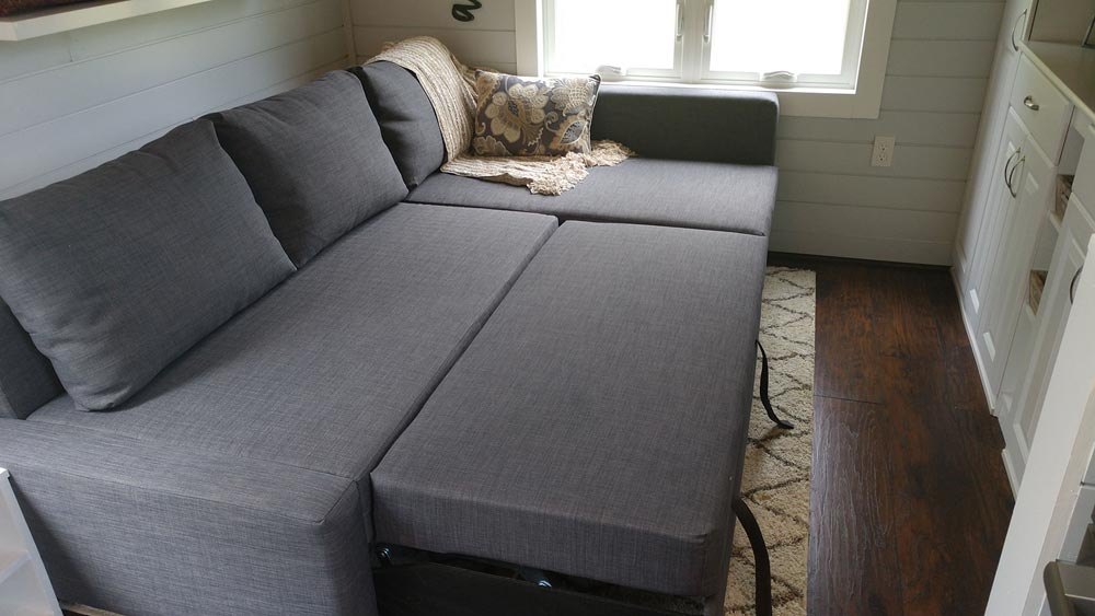 Queen Sofa Bed - Blue Heron by Blue Sky Tiny Homes