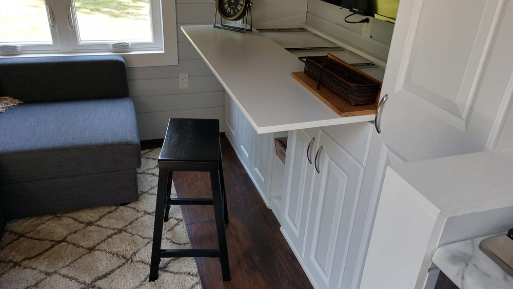 Desk - Blue Heron by Blue Sky Tiny Homes