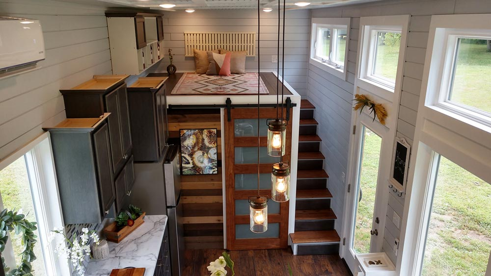 Lighting - Blue Heron by Blue Sky Tiny Homes