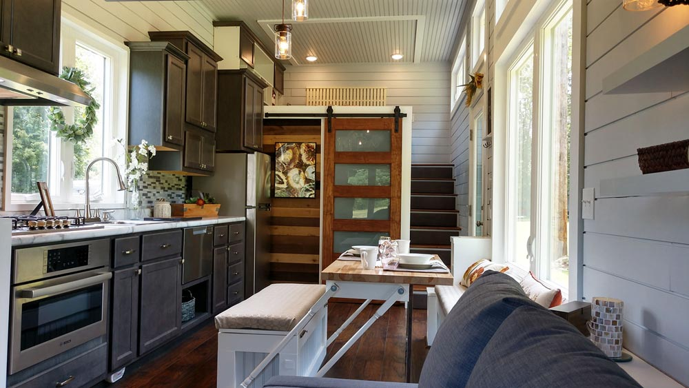 Dining Table - Blue Heron by Blue Sky Tiny Homes