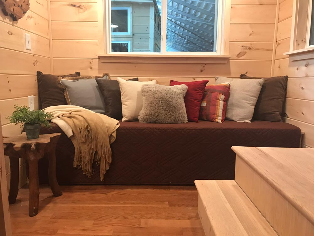 Living Room - Bluegrass Beauty by Incredible Tiny Homes