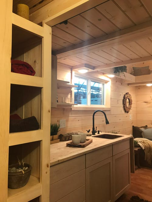 Storage - Bluegrass Beauty by Incredible Tiny Homes