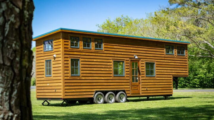 Boxcar GN by Timbercraft Tiny Homes