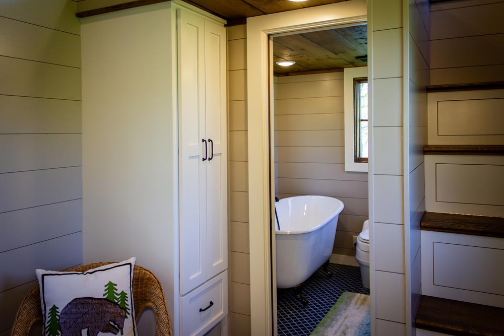 Wardrobe - Boxcar GN by Timbercraft Tiny Homes