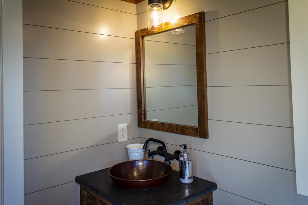 Vessel Sink - Boxcar GN by Timbercraft Tiny Homes