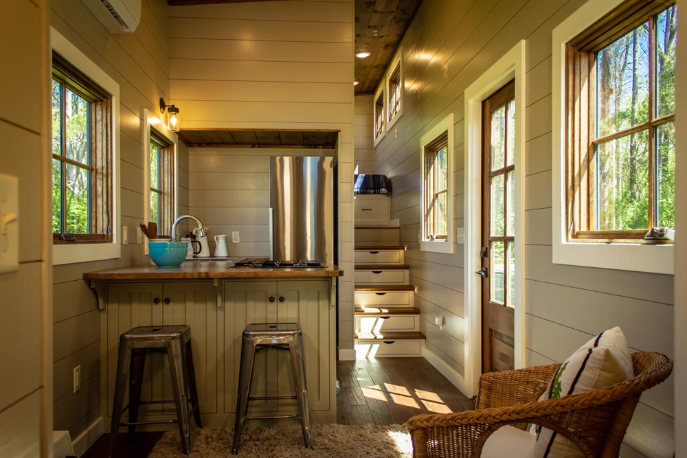 Breakfast Bar - Boxcar GN by Timbercraft Tiny Homes