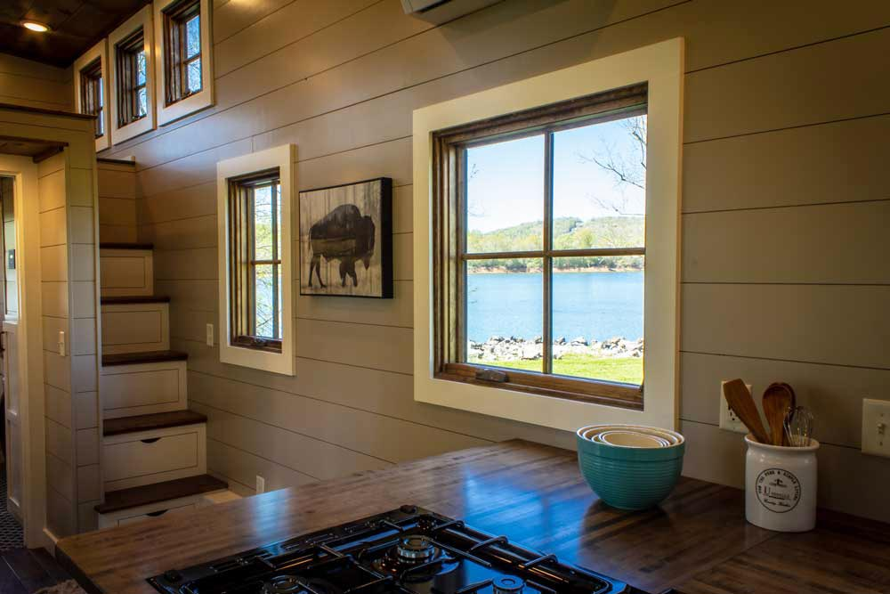 Aluminum Clad Windows - Boxcar GN by Timbercraft Tiny Homes