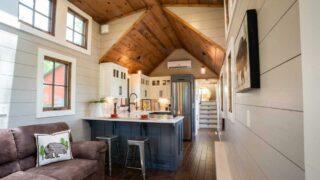Denali XL by Timbercraft Tiny Homes