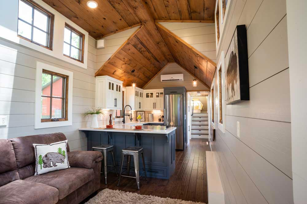Denali XL by Timbercraft Tiny Homes