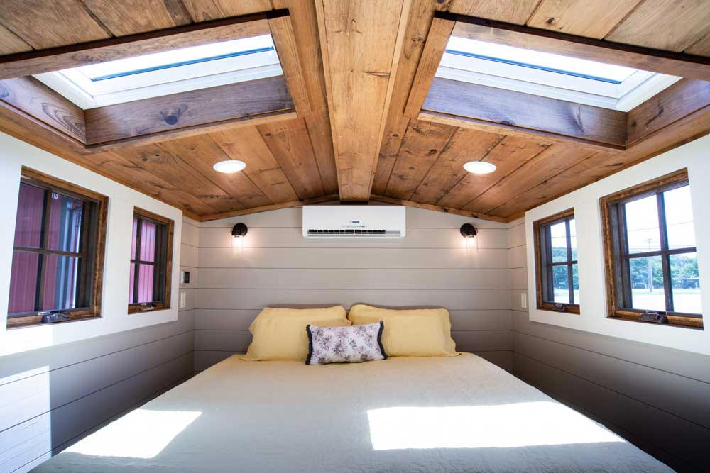Remote Skylights - Denali XL by Timbercraft Tiny Homes