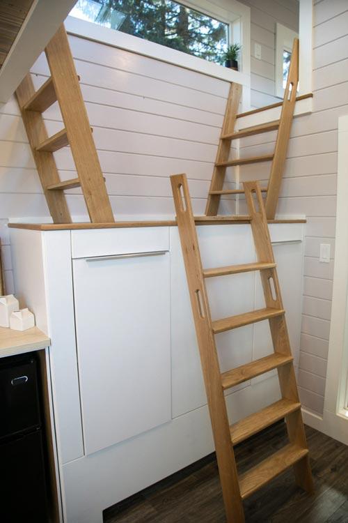 Loft Ladders - Kentucky Donut Shop by Tiny Heirloom