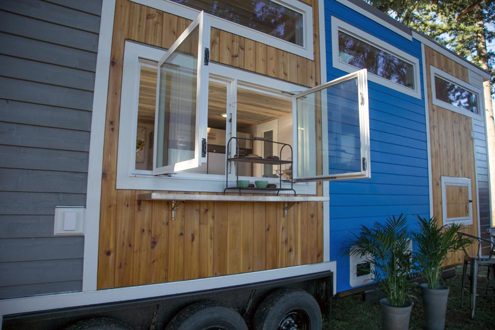 Casement Window - Kentucky Donut Shop by Tiny Heirloom