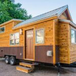 Francelia's Tiny House by MitchCraft Tiny Homes