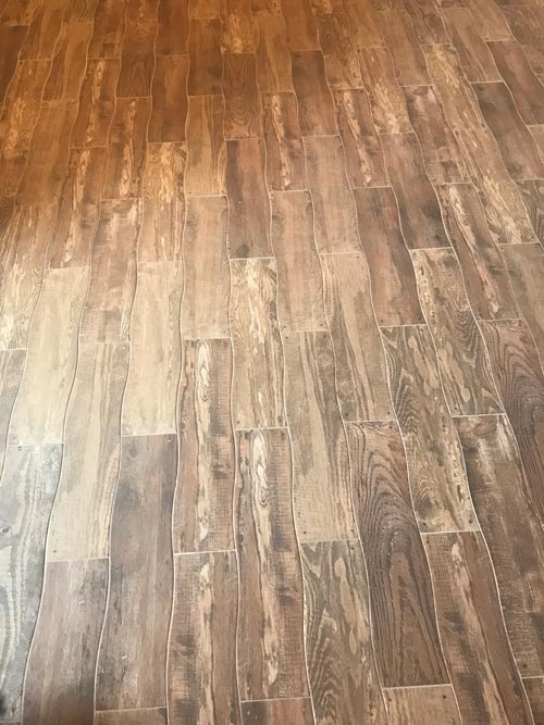 Flooring - Be Our Guest by Incredible Tiny Homes