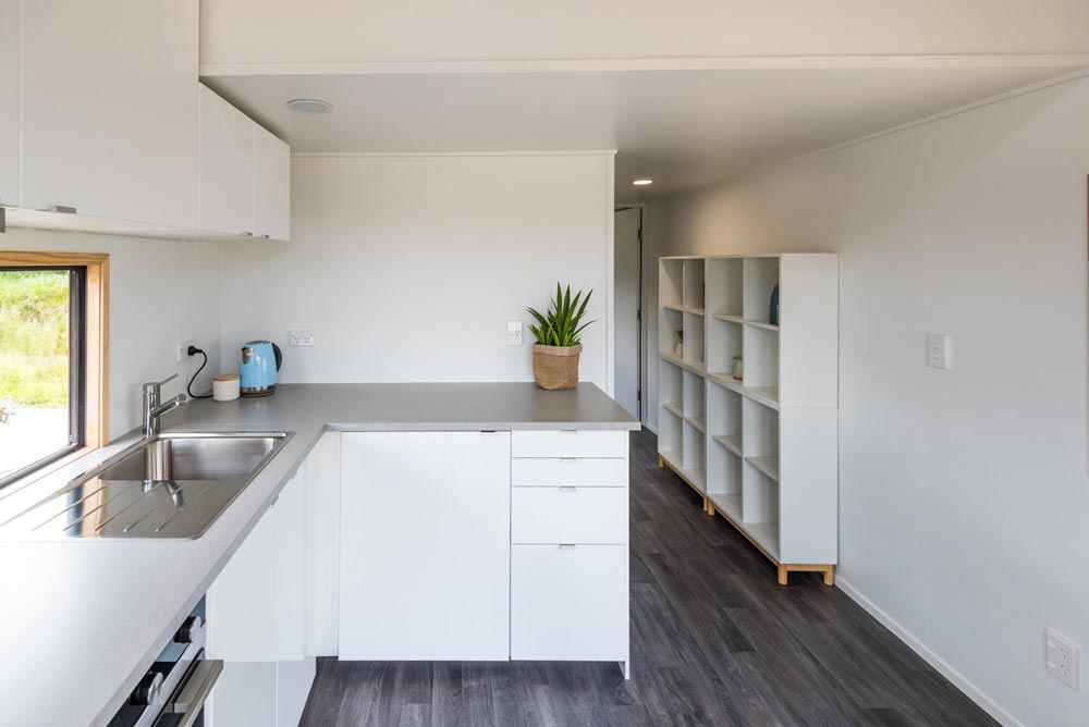 Kitchen - Kauri by Tiny House Builders