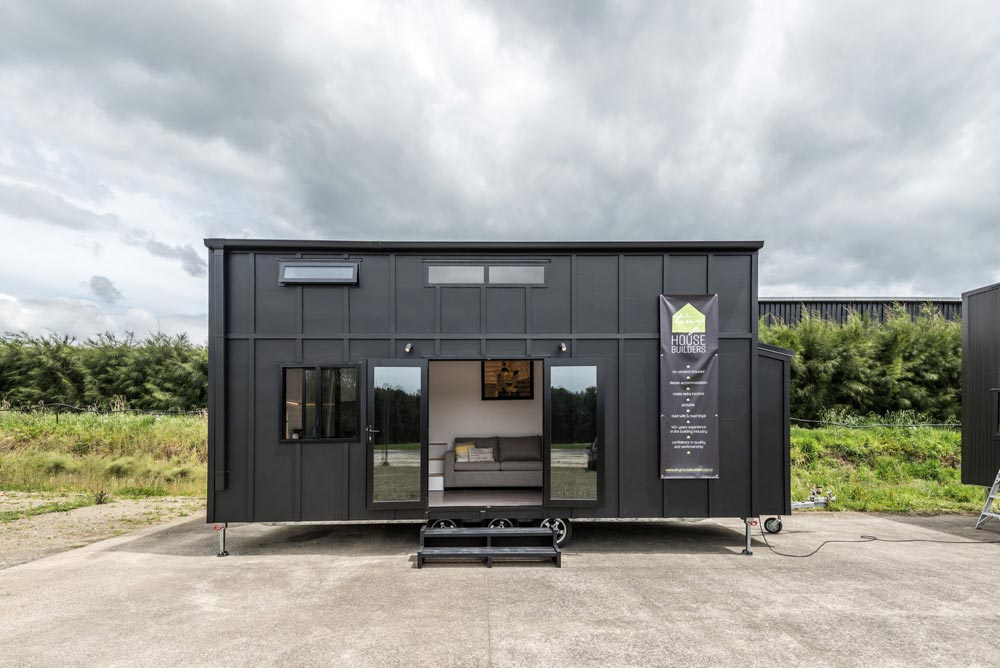 New Zealand Tiny Home - Pohutukawa by Tiny House Builders