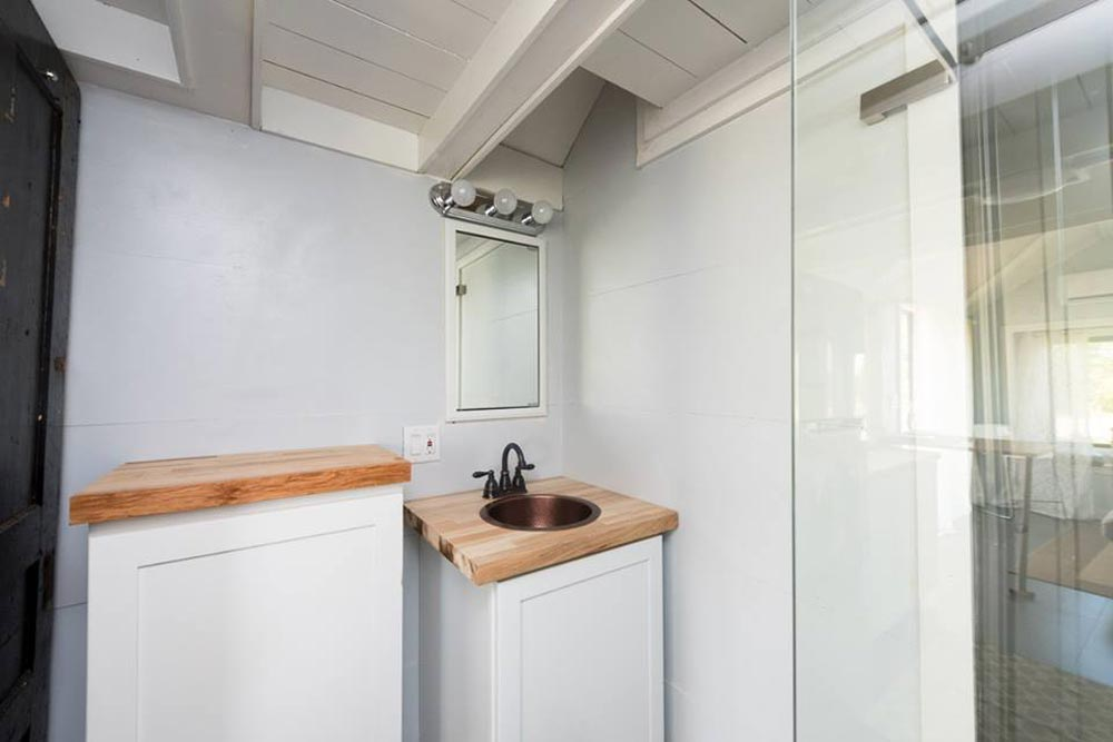 Bathroom Sink - RE/MAX Tiny Home for Tiny Tots