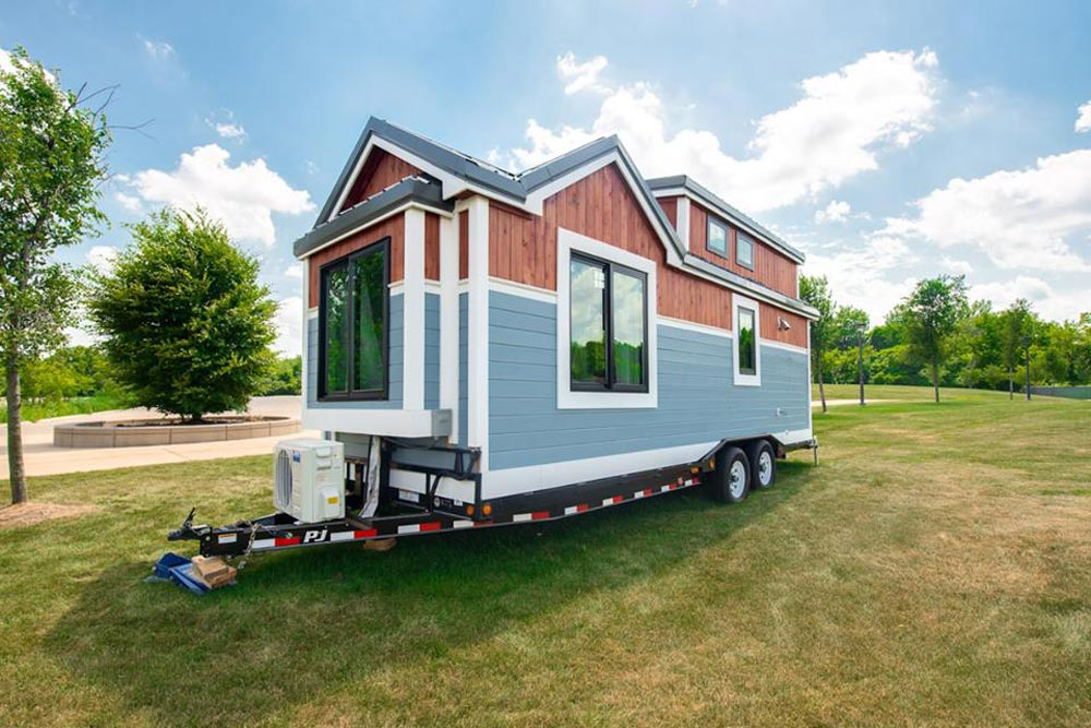 Pop-Out Window - RE/MAX Tiny Home for Tiny Tots
