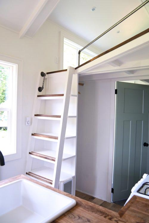 Loft Ladder - Seabrook by Handcrafted Movement