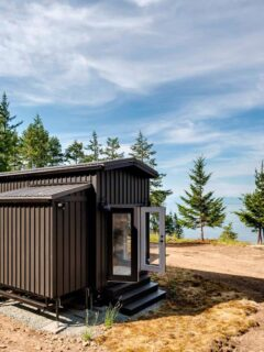 Double Slide-Outs by Mint Tiny Homes