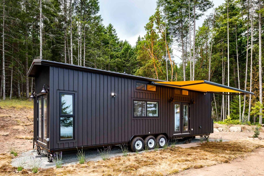 Exterior View - Double Slide-Outs by Mint Tiny Homes