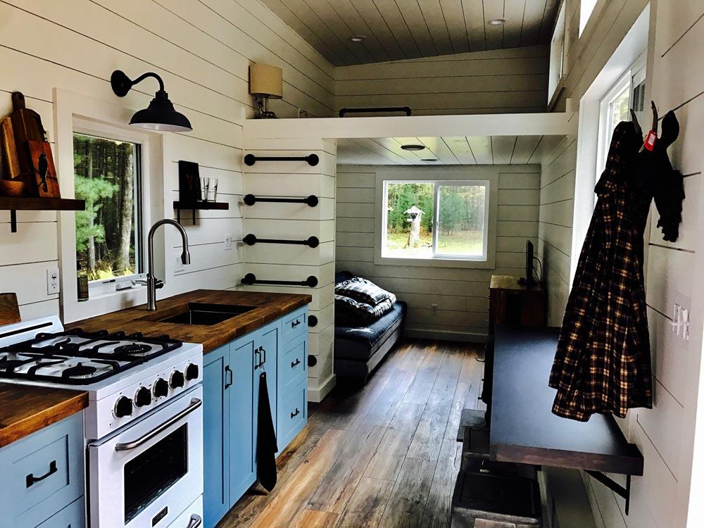 Custom Cabinets - Sparrow by Tiny Hamptons
