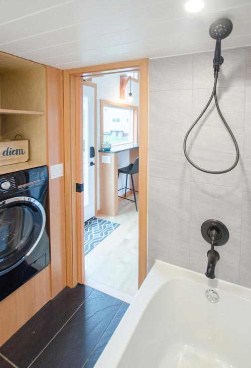 Washer/Dryer Combo - Albatross by Rewild Homes