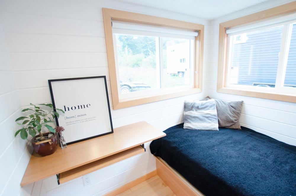 Main Floor Bedroom - Albatross by Rewild Homes