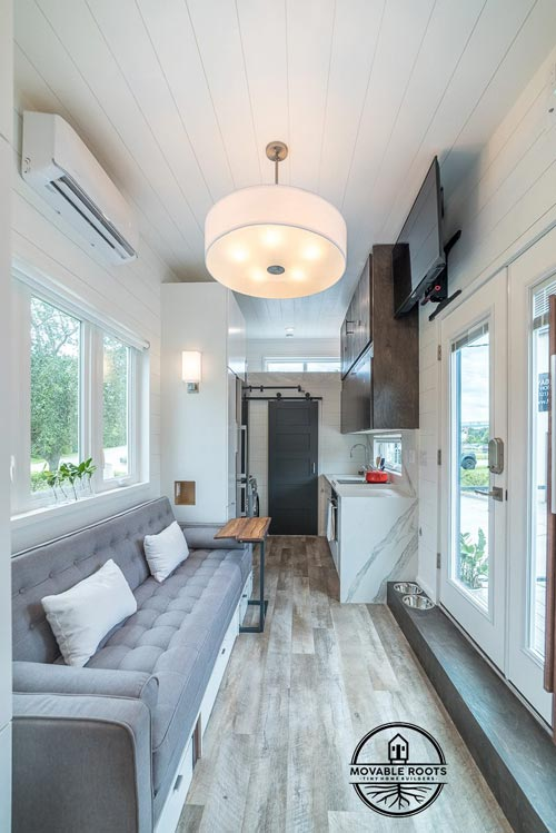 Tiny House Interior - Boehm by Movable Roots