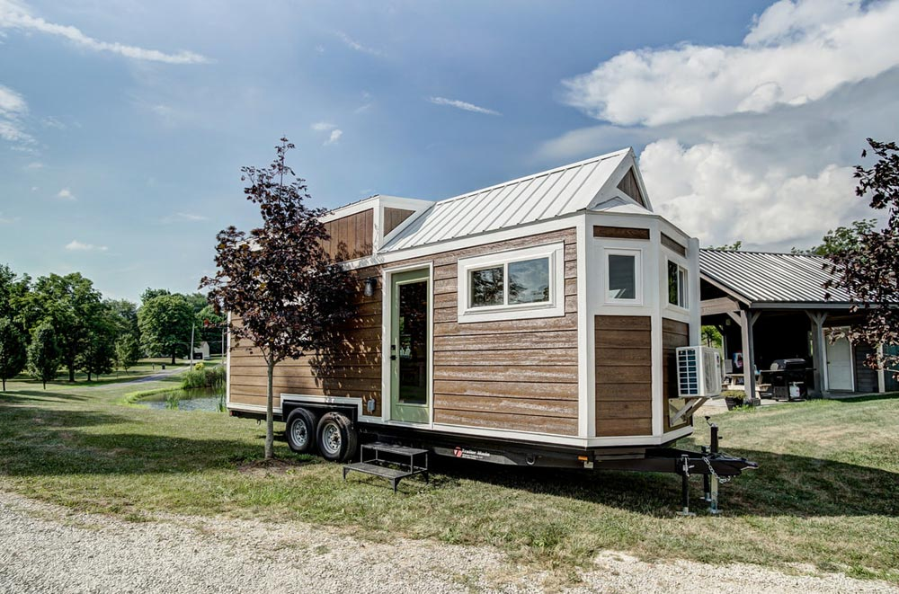 24' Tiny Home - Clover by Modern Tiny Living