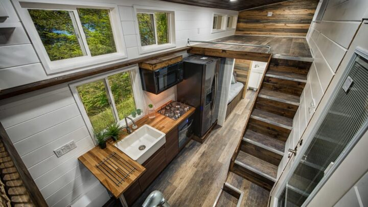 Grizzly by Backcountry Tiny Homes