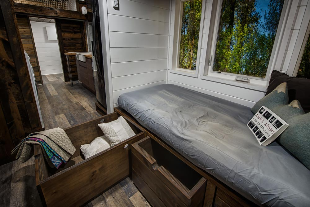 Storage Drawers - Grizzly by Backcountry Tiny Homes