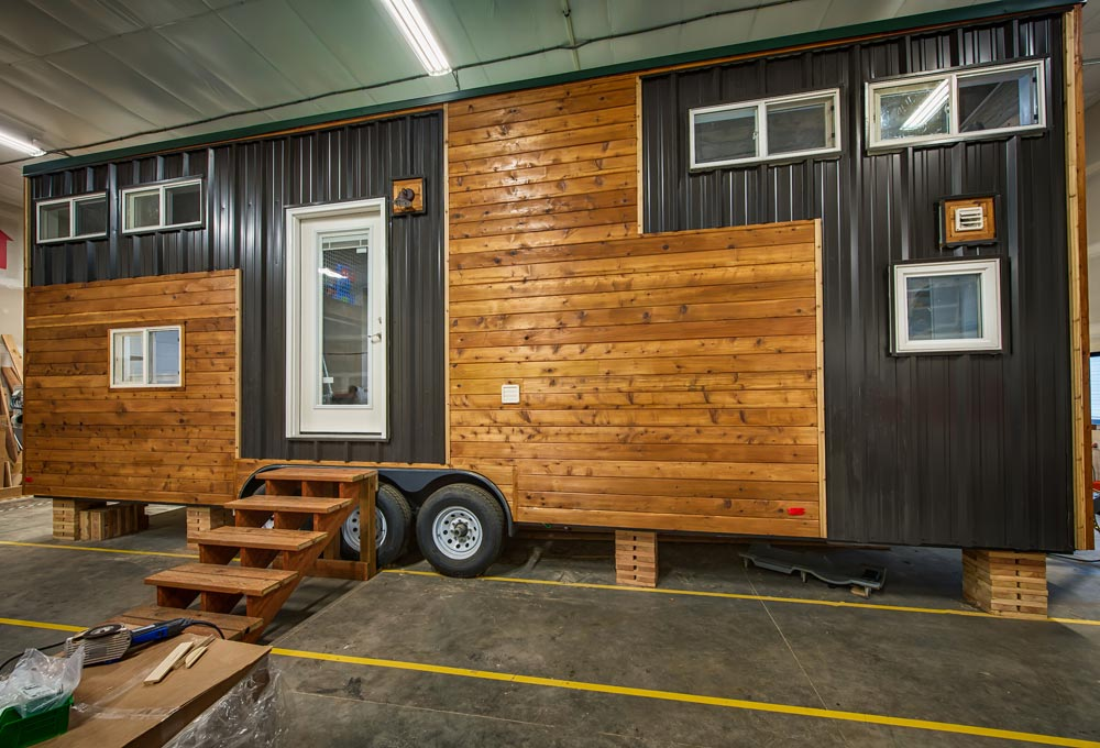 30' Tiny House - Grizzly by Backcountry Tiny Homes