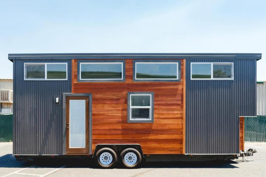 Mount Diablo by California Tiny House