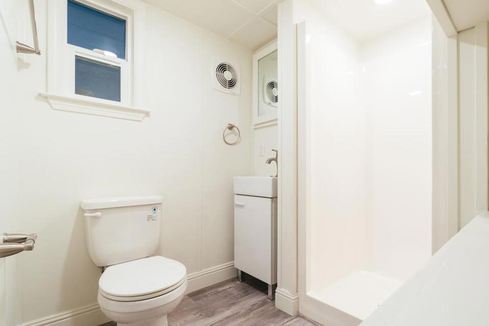 Bathroom - Mount Diablo by California Tiny House