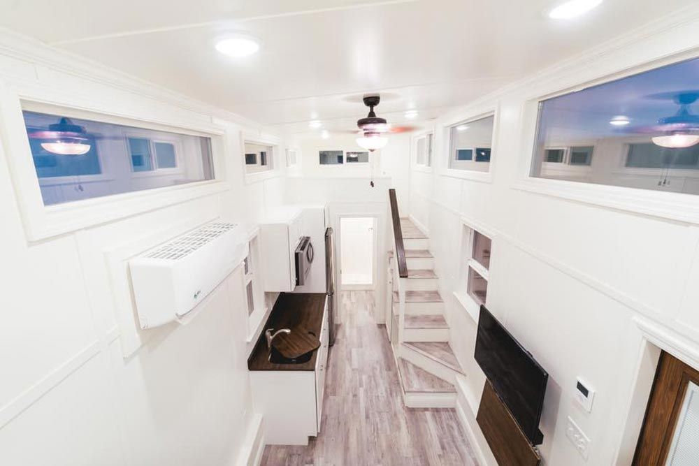 Tiny Home Interior - Mount Diablo by California Tiny House