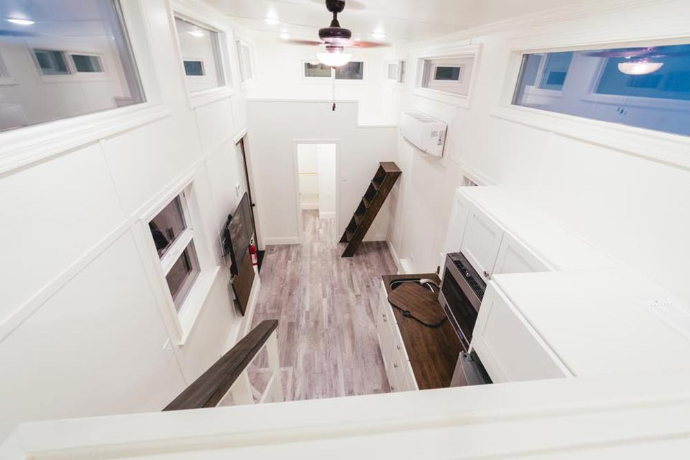 View From Loft - Mount Diablo by California Tiny House