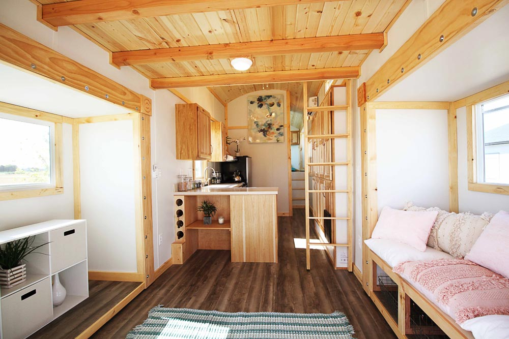 Double Slide-Outs - Mountain Top Retreat by Tiny Idahomes