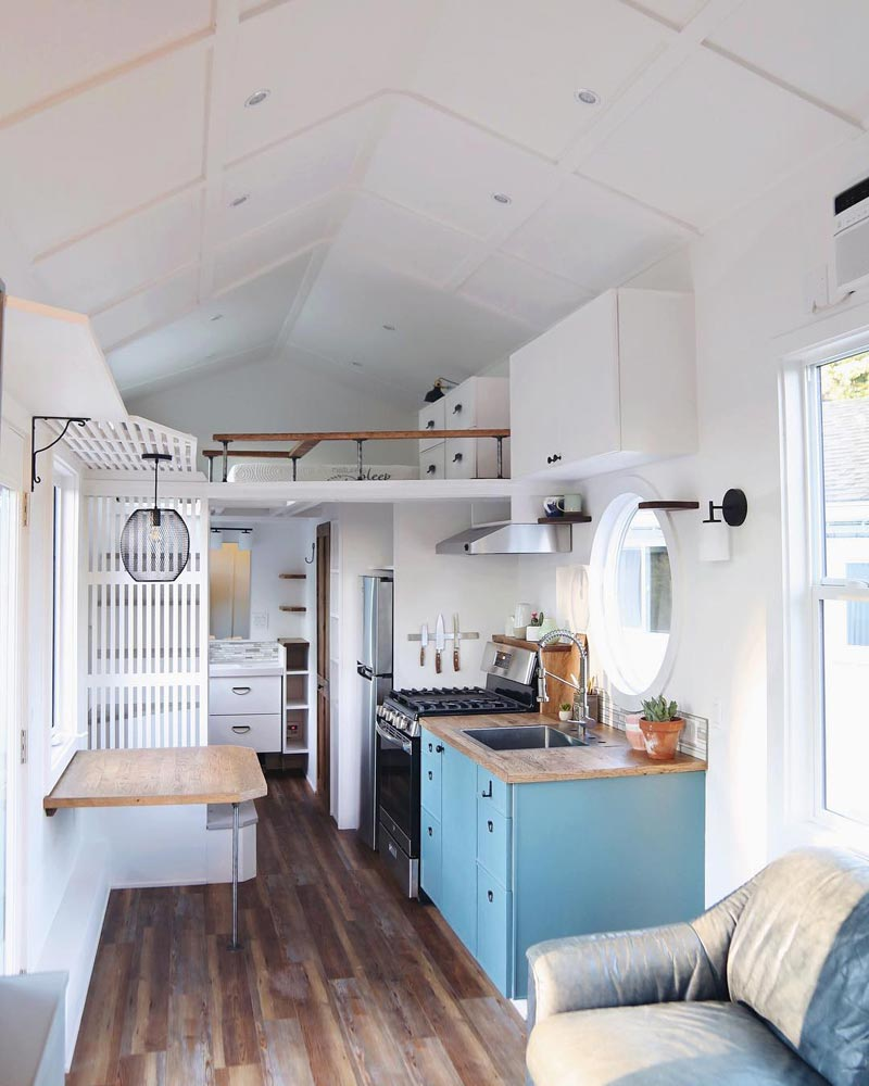 Tiny House Interior - Oceanside by Handcrafted Movement