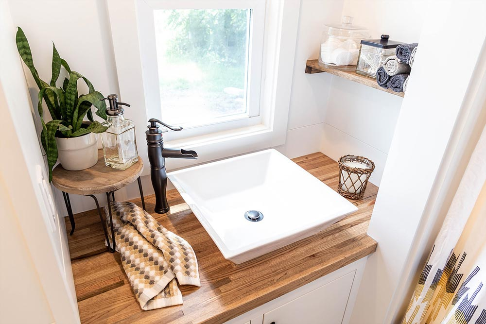 Vessel Sink - Rumspringa by Liberation Tiny Homes