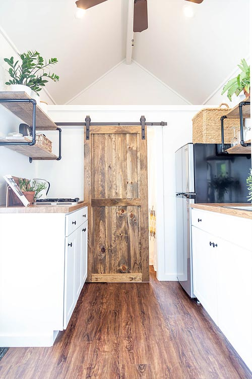 Barn Door - Rumspringa by Liberation Tiny Homes