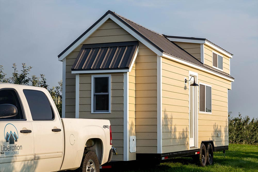 24' Tiny House - Rumspringa by Liberation Tiny Homes